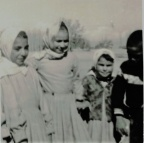 1967 Iran Village Children