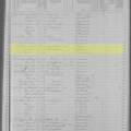 1870 US Census record for family of Martin Spellman, Bradford, Vermont