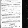 Martin Spellman naturalization papers, 1869, Chelsea, Vermont